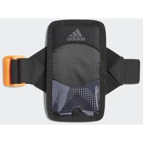 adidas(アディダス)ランニング バッグ ランニング モバイルホルダー ECX58 CV6377 NS ブラック