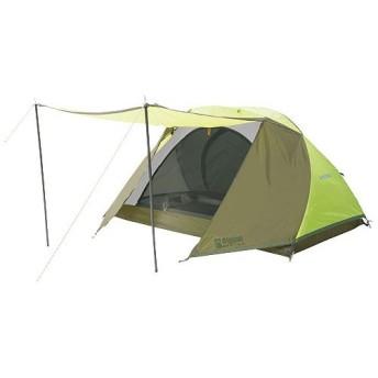 (送料無料)Alpine DESIGN(アルパインデザイン)キャンプ用品 ソロ その他テント ツーリングドーム AD-S14-67-005 GRN