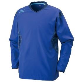 MIZUNO(ミズノ)バレーボール ウェア ブレーカーシャツ V2ME751128 レディース ブループリントXアトミックブルー