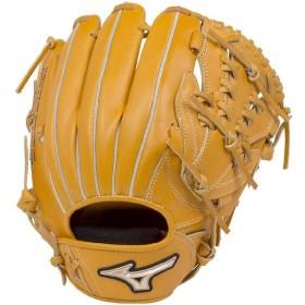(送料無料)MIZUNO(ミズノ)野球 軟式グローブ一般 ナンシキGE U MIX U3 1AJGR17420 54 メンズ オレンジ