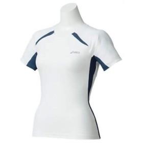 インナーマッスル(肩バランスUPシャツ)レディスTシャツ ホワイト S XG200501