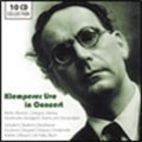 オットー・クレンペラー Klemperer - Live in Concert CD