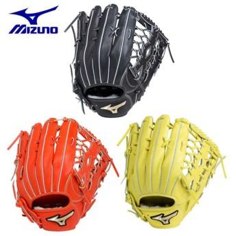 ミズノ 野球 硬式グラブ 外野手用 硬式用 グローバルエリート Hselection01 外野手用 1AJGH18207 MIZUNO
