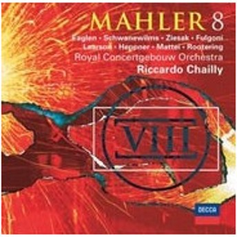 リッカルド・シャイー Mahler: Symphony No.8 Symphony of a Thousand CD