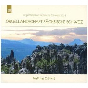 マティアス・グリュネルト Orgellandschaft Sachsische Schweiz CD