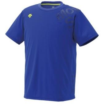 (セール)DESCENTE(デサント)メンズスポーツウェア 半袖機能Tシャツ 半袖機能Tシャツ MOVE Tシャツ DAT-5511 メンズ SBLU
