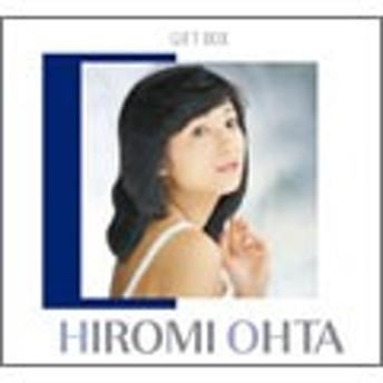 太田裕美 太田裕美 GIFT BOX [4CD+別冊ブック] CD