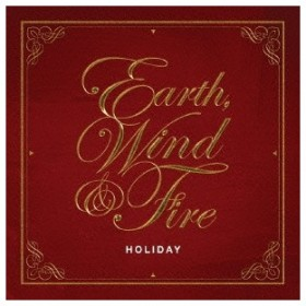 Earth, Wind & Fire ホリデイ CD