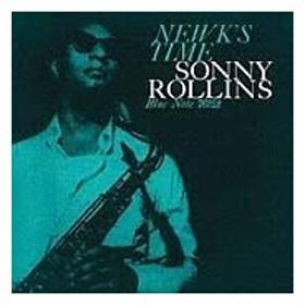 Sonny Rollins Newk's Time  CD