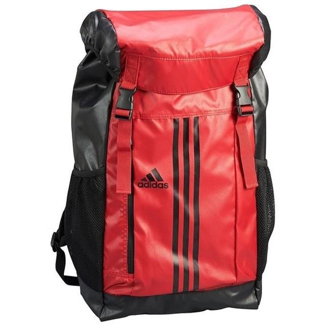 (セール)adidas(アディダス)スポーツアクセサリー バッグパック 3 ストライプス BASIC バックパック 35L BIP73 AP3250 NS パワーレッド/...