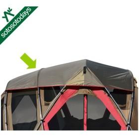 スノーピーク テント リビングシェル ロング Pro. シールドルーフ TP-660SR