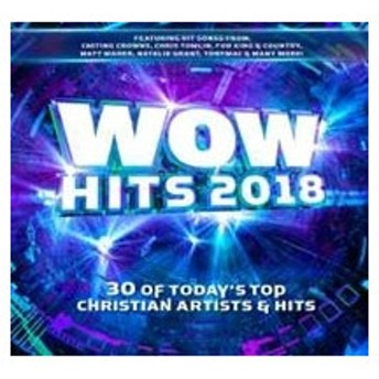 Various Artists WOW Hits 2018 CD
