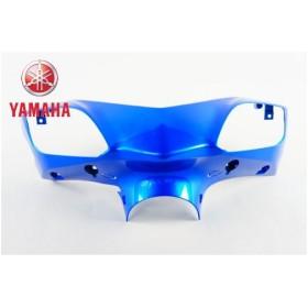 セール特価 レビューで特典 ヤマハ 純正品 シグナスX シグナスX125 外装 カバーハンドルバーアッパ1 ビビッドブルーメタリック1 青 SE44J(13-15)ハンドルカバー