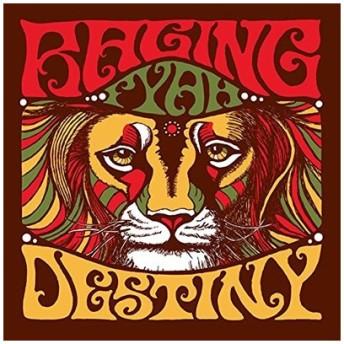Raging Fyah Destiny CD