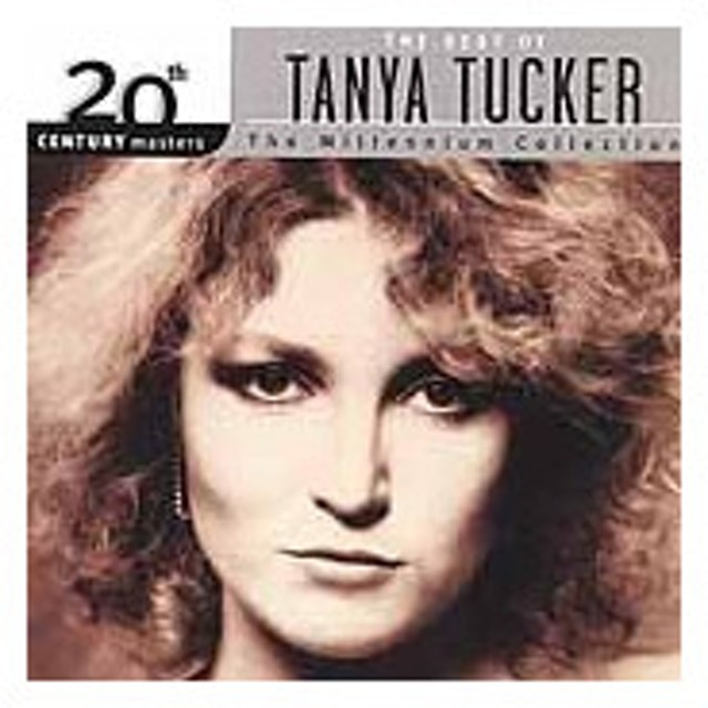 Tanya Tucker 20th Century Masters: The Millennium Collection: The Best Of Tanya Tucker CD