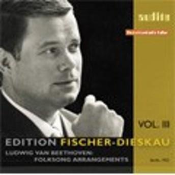 ディートリヒ・フィッシャー=ディースカウ ベートーヴェン: 25のスコットランド民謡より、他 CD