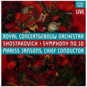 マリス・ヤンソンス Shostakovich: Symphony No.10 Op.93 SACD Hybrid