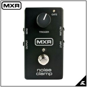 MXR M195 Noise Clamp (ノイズリダクション)(マンスリープレゼント)【ONLINE STORE】