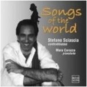 ステファノ・シャシャ Songs of the World CD