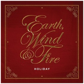 Earth, Wind & Fire Holiday Album 2014 CD