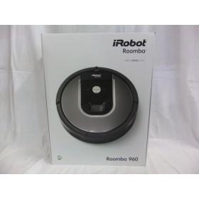 未使用品 iRobot ロボットクリーナー ルンバ960 メッドシルバー R960060 国内正規品 ロボット掃除機 掃除機