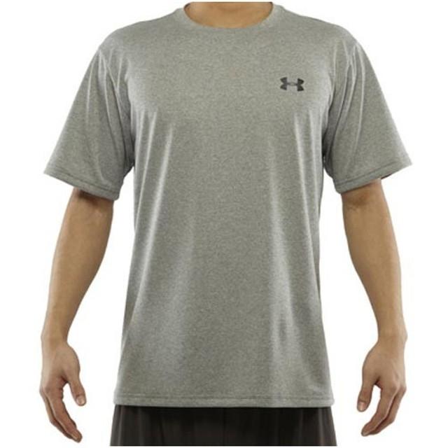 UNDER ARMOUR(アンダーアーマー)メンズスポーツウェア 半袖機能Tシャツ UA テックSS MTR8125 TRH メンズ