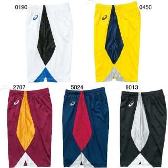 アシックス プラパン(ポケット付き・ユニセックス) XB753N バスケットボールウエア
