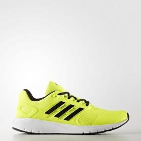 (セール)adidas(アディダス)ランニング メンズジョギングシューズ DURAMO 8 IOT16 CG3217 メンズ ソーラーイエロー/コアブラック/ソーラーイエロー