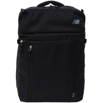 (セール)New Balance(ニューバランス)メンズスポーツウェア バッグ トランジットバックパック 23L JABP7161BK メンズ F ブラック