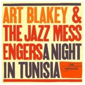 Art Blakey & The Jazz Messengers チュニジアの夜 +2 SHM-CD