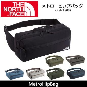 ノースフェイス THE NORTH FACE ウエストバッグ メトロ ヒップバッグ MetroHipBag 【NF-BAG】NM71700