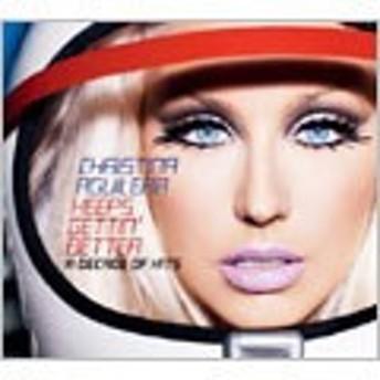 Christina Aguilera Keeps Gettin' Better : A Decade Of Hits (EU) [CD+DVD] CD