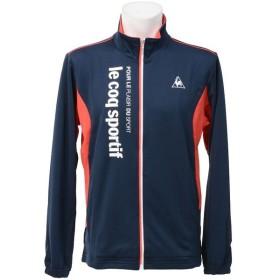 (セール)le coq sportif(ルコックスポルティフ) メンズスポーツウェア ウォームアップジャケット ウォームアップジャケット QB-550273 NVY メンズ NVY