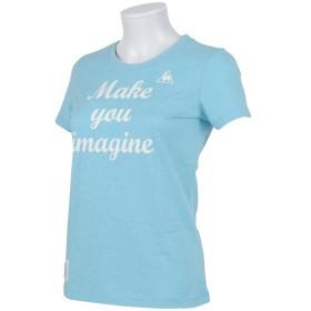 le coq sportif(ルコックスポルティフ) レディーススポーツウェア Tシャツ 半袖シャツ QL-035551 レディース AQB