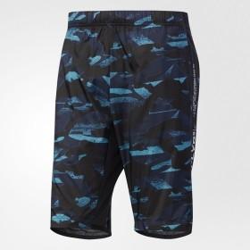 (セール)adidas(アディダス)野球 ウインドジャケット/コート 5T ハーフパンツ IGNITION DUU55 CD2727 メンズ ブラック/エナジーブルー S17
