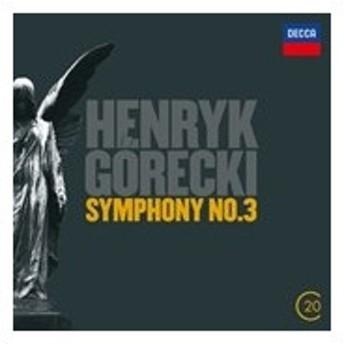カジミェシュ・コルト Gorecki: Symphony No.3 Symphony of Sorrowful Songs CD