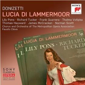 ファウスト・クレヴァ Donizetti: Lucia di Lammermoor CD