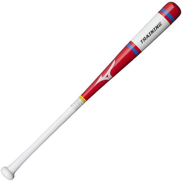 MIZUNO(ミズノ)野球 トレーニングバット その他バット ショウネンダゲキカ トレ 18SS 1CJWT16578 6201 メンズ レッドxホワイト