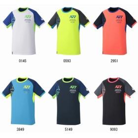 アシックス A77 クールTシャツ XA114N スポーツ トレーニング 半袖 ユニセックス 男女兼用 ASICS 2016年春夏モデル ゆうパケット対応
