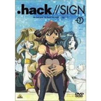 .hack//SIGN vol.7 / .hack (DVD)