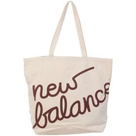 (セール)New Balance(ニューバランス)メンズスポーツウェア バッグ キャンバストートバック JABL7760MCR メンズ OSZ マーキュリーレッド