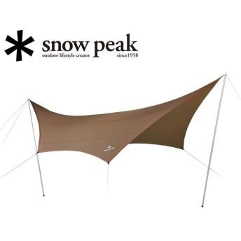スノーピーク (snow peak) テント・タープ/R/HDタープ シールド・ヘキサ(M)/TP-861H 【SP-TARP】