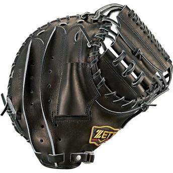 (セール)(送料無料)ZETT(ゼット)野球 軟式グローブ一般 ナンシキCM(プロステイタス) LH BRCB30722-1900LH LH ブラック
