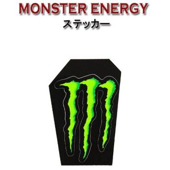 MONSTER ENERGY/モンスターエナジー ステッカー A1 6.7cm×4.8cm スノーボード ステッカー