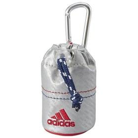 (セール)adidas(アディダス)ゴルフ レディースその他バッグ ケース ウィメンズ ボールケース 2 AWT29-A42080 レディース FREE シルバー