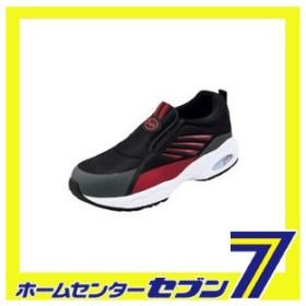 マンダム セーフティ ブラック 26.0cm 丸五 [安全靴 シューズ スニーカー 靴 作業靴 作業服 作業着 ワーク]