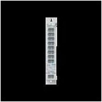 ∬∬パナソニック電工【WTJ7305】[マルチメディア]ポート用内器(通信系)スター配線端子台(2外線用)(8分岐×2系統)