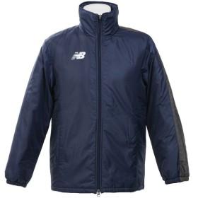 (セール)New Balance(ニューバランス)メンズスポーツウェア ウインドアップジャケット パテッド ジャケット JMTF7327NV メンズ NV