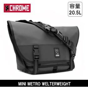CHROME クローム MINI METRO WELTERWEIGHT メッセンジャーバッグ BG221
