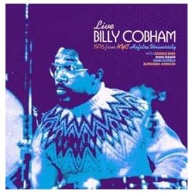 Billy Cobham Live: 1976 From NYC Hofstra University CD